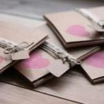 convite de casamento de abrir