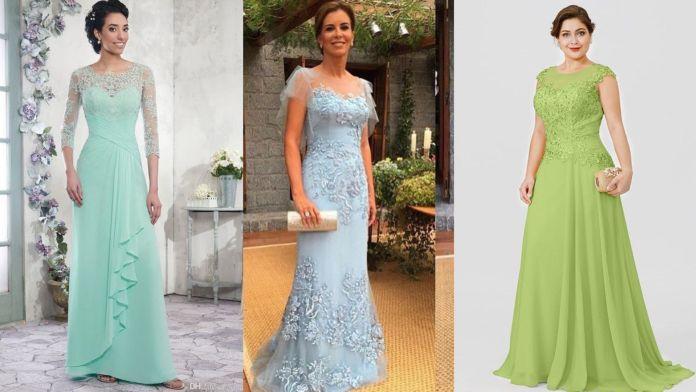 Cores de vestidos para mãe do noivo
