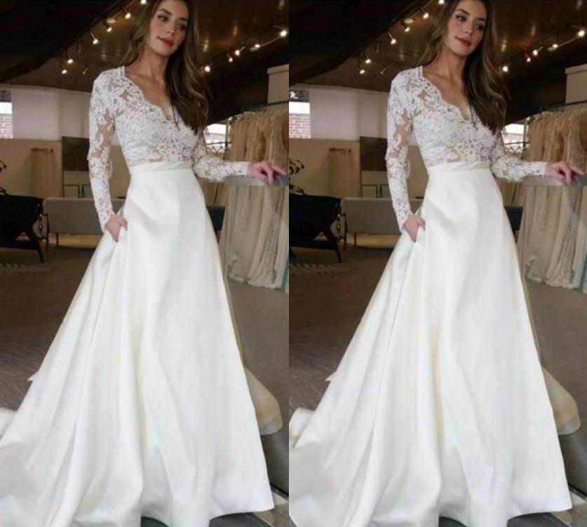 Vestidos de Noiva Longos 2021