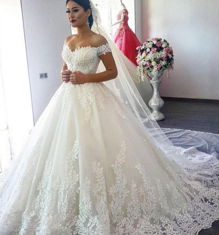 Vestidos de Noiva com Renda 2021